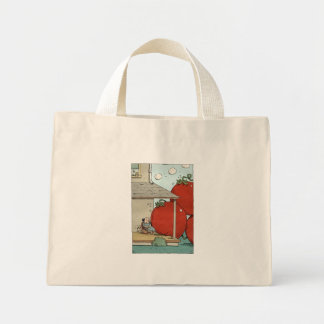 Summer Tomatoes Mini Tote Bag