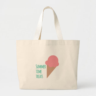 Summer Treats Jumbo Tote Bag