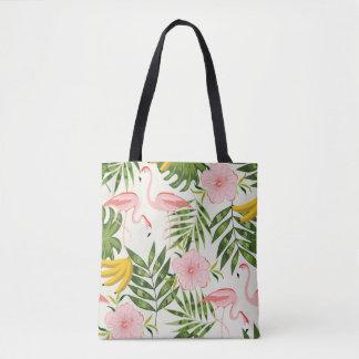 Summer Tropical Tote Bag
