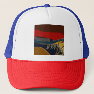 summer trucker hat