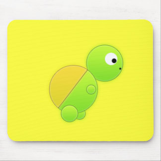 Summer Turtle Mousepads