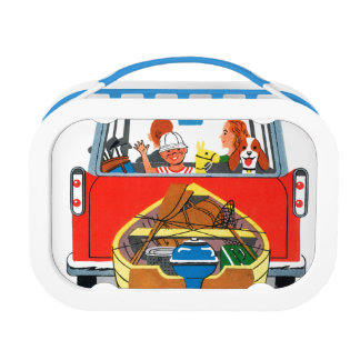 Summer Vacation Lunch Boxes