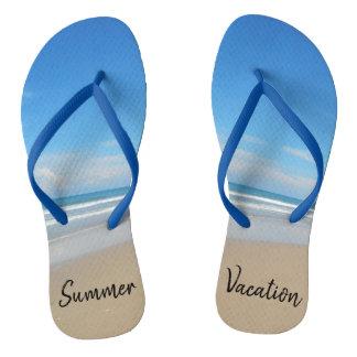 Summer Vacation Thongs