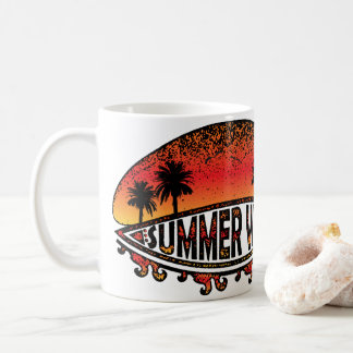 Summer Vibes - Endless Sunsets Coffee Mug