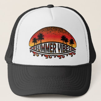 Summer Vibes - Endless Sunsets Trucker Hat