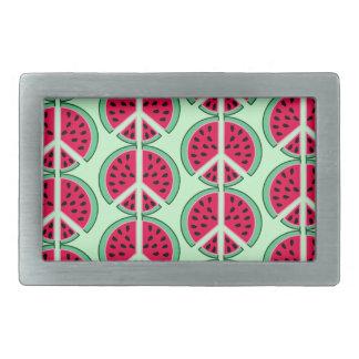Summer Watermelon Belt Buckle