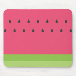 Summer Watermelon Mousepad