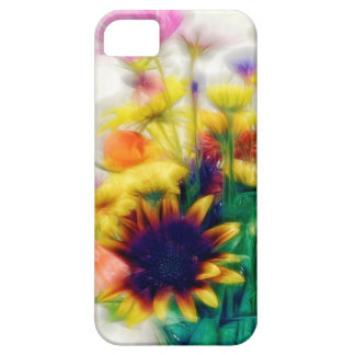 Summer Wildflower Bouquet iPhone 5 Cover