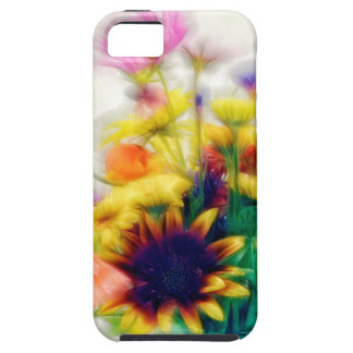 Summer Wildflower Bouquet iPhone 5 Covers