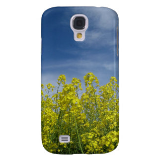 Summer Wildflowers Galaxy S4 Covers