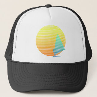 Summer Windsurfer Trucker Hat