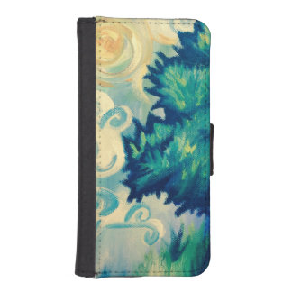 Summer Zephyr iPhone SE/5/5s Wallet Case