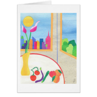 Summer's Bounty Card