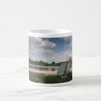 Summers Day in Hyde Park Coffee Mug