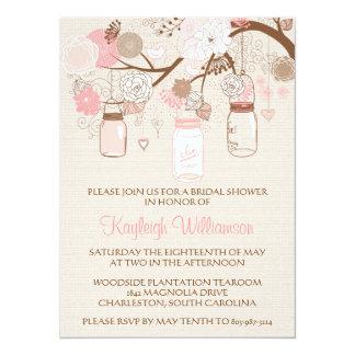 Summer's Dream Bridal Shower Invitation