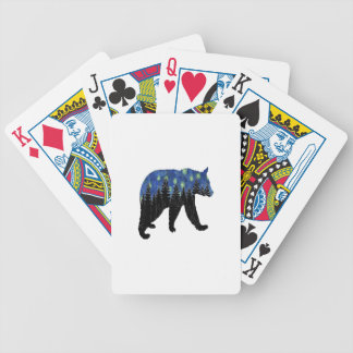Summers Eve stroll Bicycle Playing Cards
