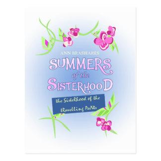 Summers Of The Sisterhood Postcard