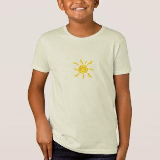 Summersgarden Sunshine Orange and Yellow mini - Shirt