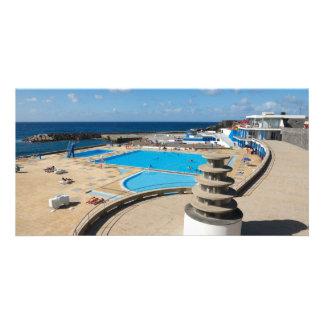 Summertime at Ribeira Grande Photo Cards