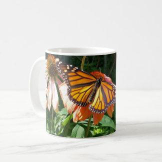 Summertime Butterfly Coffee Mug