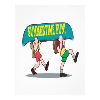Summertime Fun Custom Flyer