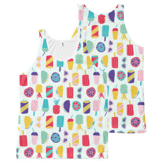 Summertime Fun Tank - Unisex