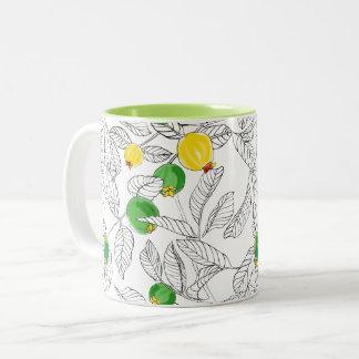 Summertime Guavas Mug