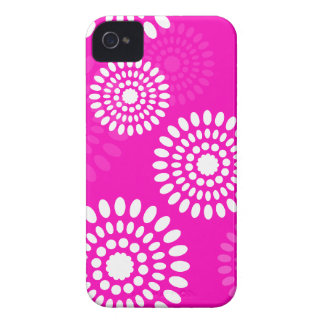 Summertime pink flowers BlackBerry Bold Case