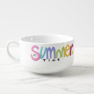 Summertime Soup Mug