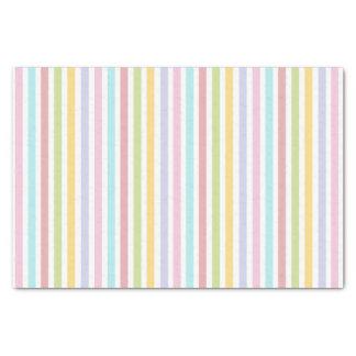 Summertime Stripes Tissue Paper