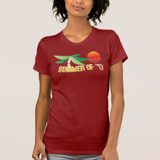 SummerTime Vibes - Perfect Beach Sunset T-Shirt