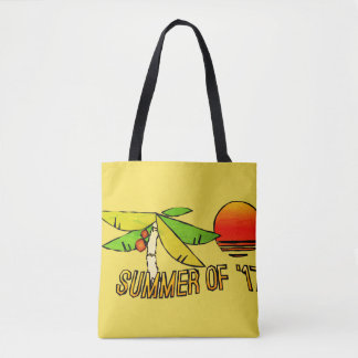 SummerTime Vibes - Perfect Beach Sunset Tote Bag