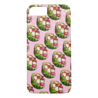 Summertime Watermelons | Tropical Fruit Salad iPhone 8/7 Case