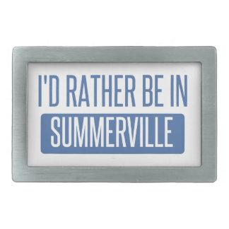 Summerville Belt Buckle