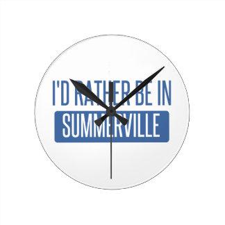 Summerville Clocks