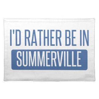 Summerville Placemat