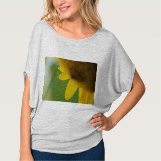 Summery Sunflower Flowing Shirt