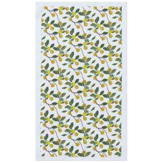 Summery Table Cloth Philippine Golden Lime Citrus