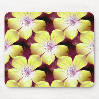 Summery Yellow.... Mouse Pad