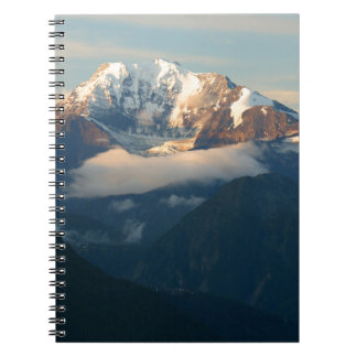 summit-in-morning-light note books