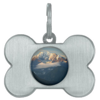 summit-in-morning-light pet name tag