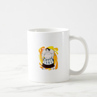 Sumo Sweeper Coffee Mug