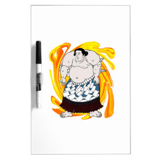 Sumo Sweeper Dry Erase Board
