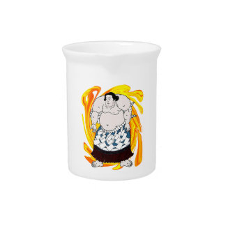 Sumo Sweeper Pitcher