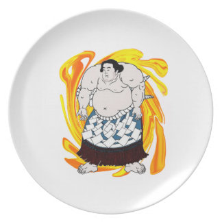 Sumo Sweeper Plate