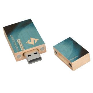 SUMO Wood USB Wood USB Flash Drive