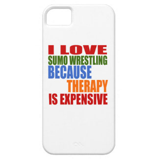 Sumo Wrestling Is My Therapy Case For The iPhone 5