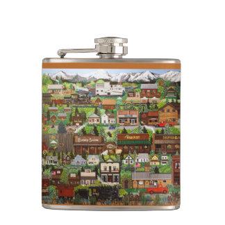 Sumpter Oregon Flask