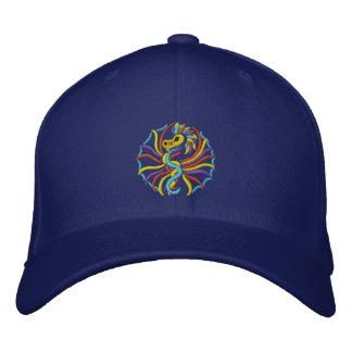 sun 2k10 Dragon Embroidered Baseball Cap