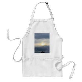 Sun and Clouds Standard Apron
